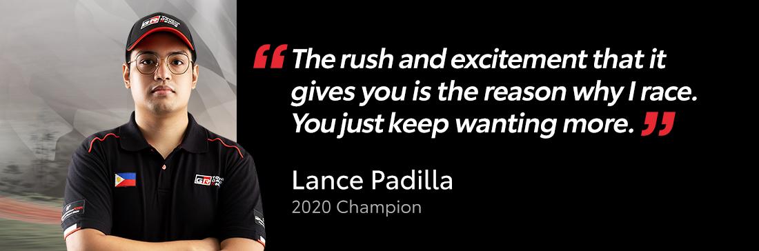 Lance Padilla