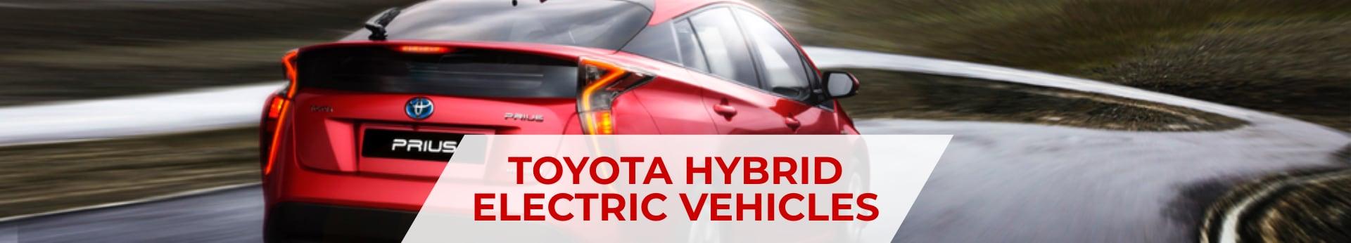 Toyota Hybrid Electric Vehicles